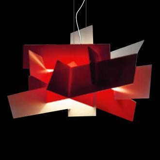 big bang halo sospensione foscarini illuminazione roma tulli luce. Black Bedroom Furniture Sets. Home Design Ideas
