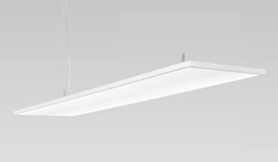 Plafoniere Per Ufficio A Sospensione : Task led sospensione xal illuminazione roma tulli luce