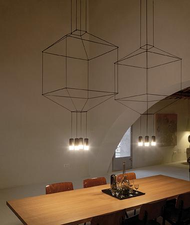 WIREFLOW SOSPENSIONE LED