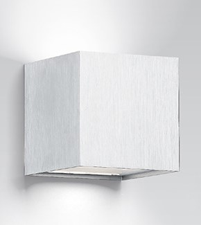 cubo applique led