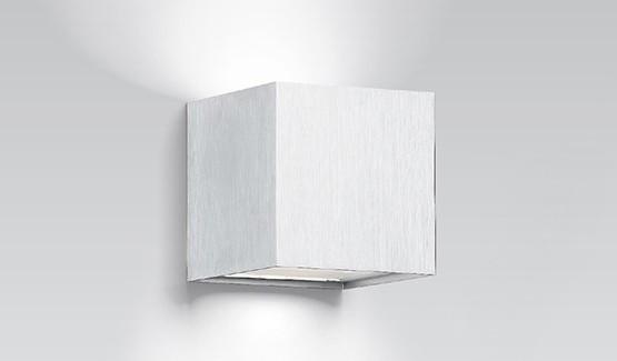 cubo applique led