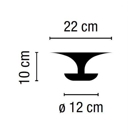 vibia-funnel-mini-lampada-da-parete-soffitto