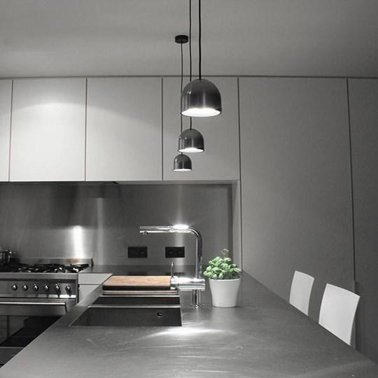 Wan s sospensione flos illuminazione roma tulli luce for Sospensione flos