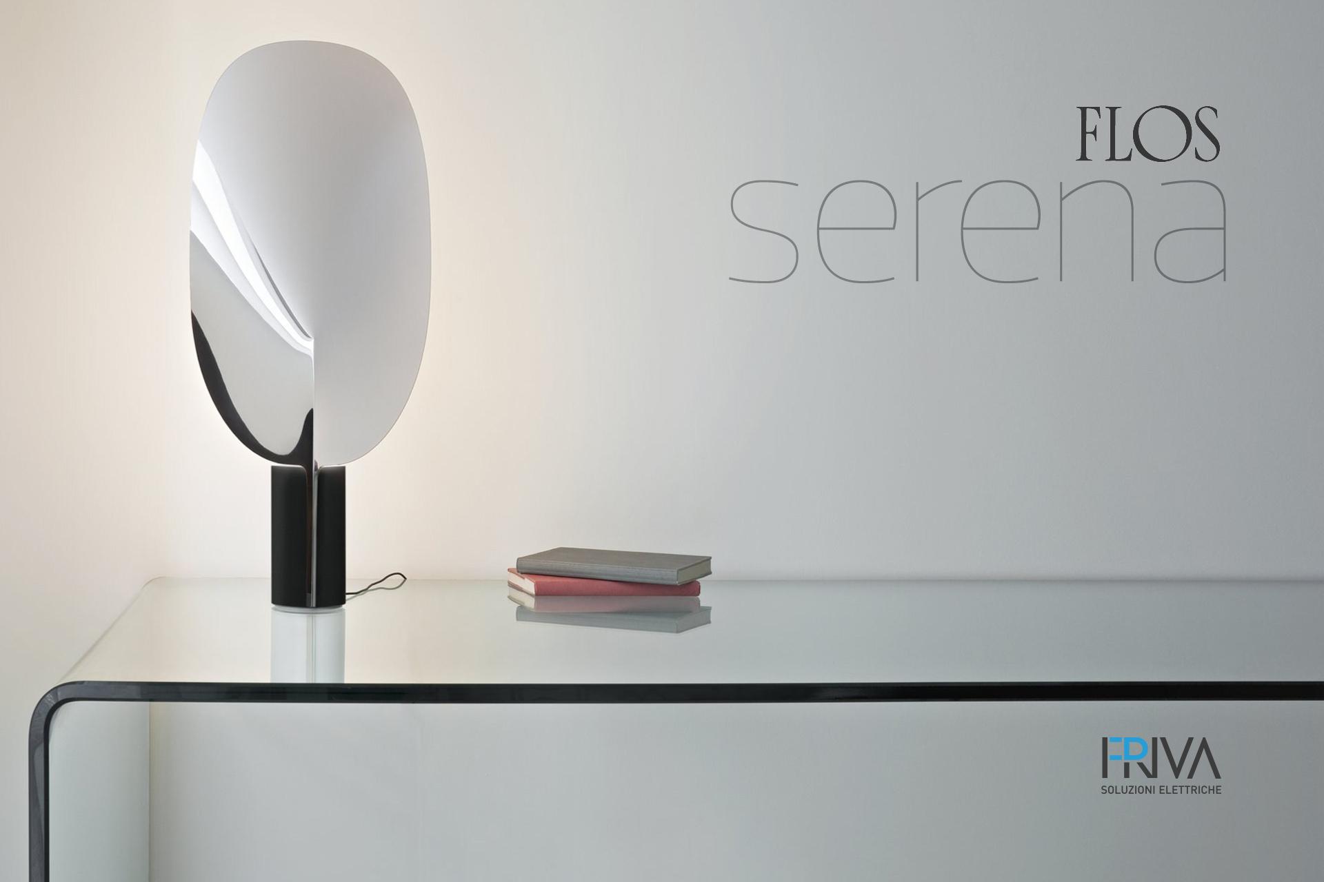 Lampade Da Tavolo Flos : Serena lampada tavolo flos illuminazione roma tulli luce